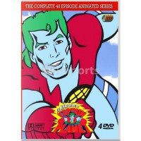 Captain Planet: The New Adventures Series Complete DVD Collection