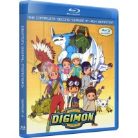 Digimon Season 2 Adventure Complete Blu-Ray Collection