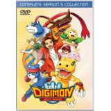 Digimon Season 5 Data Squad Complete DVD Collection