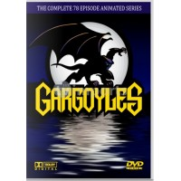 Gargoyles: The Animated Series Complete DVD Collection