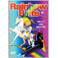 Rainbow Brite: The Animated Series Complete DVD Collection