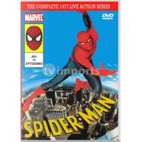 Spider-Man: The 1977 Live Action Series Complete DVD Collection