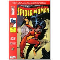 Spider-Woman: The 1979 Animated Series Complete DVD Collection