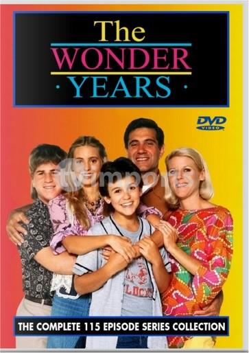 Wonder years dvd season 2 : Global wholesalers