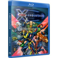 X-Men Evolution: The Complete Animated Series Blu-Ray Collection